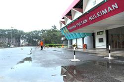 Three recreational areas in Klang to be disinfected