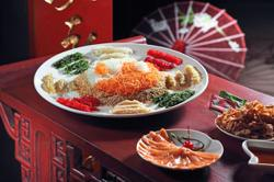 Hotel features prosperous menu for Year of the Ox