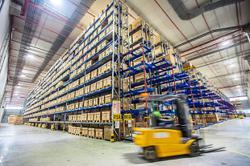Volkswagen opens new regional parts distribution centre
