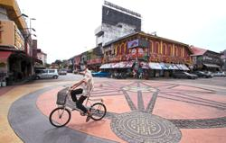 Ipoh's attractions see fewer tourists