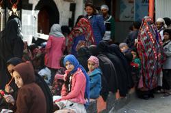 Top U.N. officials urge U.S. to revoke blacklisting of Yemen's Houthis, warn of famine