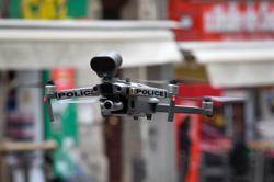 France bans police camera drones used to enforce lockdown