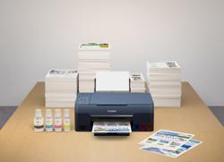 Canon PIXMA Ink Efficient G Series Expansion To Boost Productivity For Homes