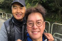 HK singer Alan Tam latest celeb to join Chow Yun Fat in exercising