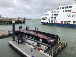 INEOS Team UK make perfect start to Challenger Series