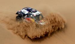 Peterhansel extends his record to 14 Dakar victories