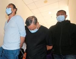 Datuk, man remanded over assault