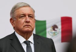Mexico president backs dropping of drug case against ex-defense minister