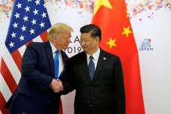 Trump directs government to minimise procurement from China