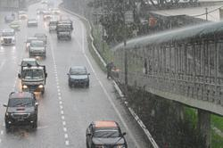 Heavy rain forecast for Sabah, Sarawak until Monday (Jan 18)