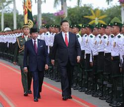 China and Brunei vow to further boost political mutual trust, deepen cooperation
