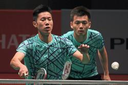 V Shem-Wee Kiong book berth in badminton Thai Open final