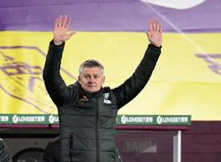 Solskjaer says Liverpool clash a reality check for Man Utd