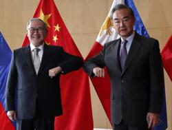 Philippines-China out to boost ties as Philippines Covid-19 total nears 499,000