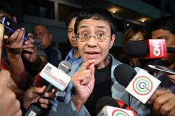Philippines: Duterte critic and journalist Maria Ressa charged again with cyber libel