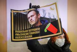 Berlin hands transcripts to Moscow for probe into Navalny poisoning