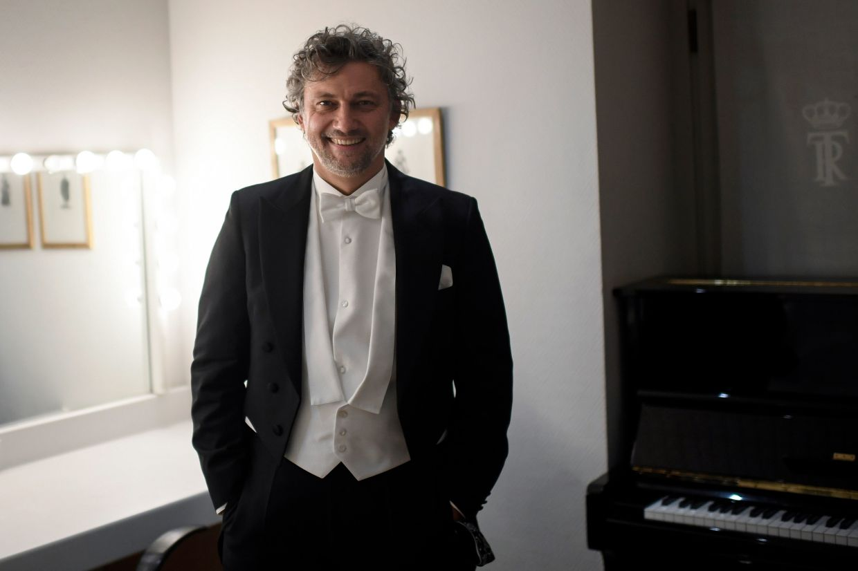 German opera star urges authorities to reopen concert halls, be inventive to revive the arts