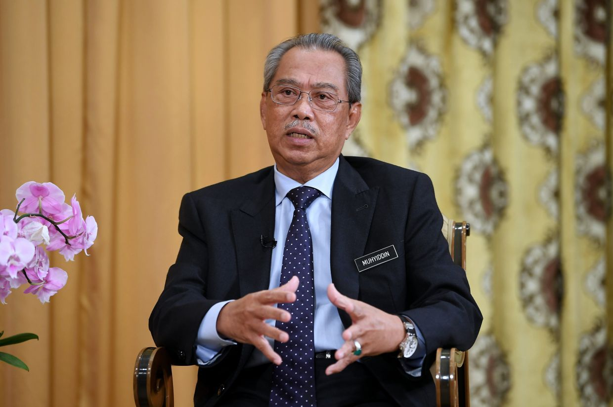 Muhyiddin agrees to form Covid-19 advisory group
