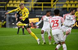 Dortmund slip up with 1-1 draw against strugglers Mainz 05