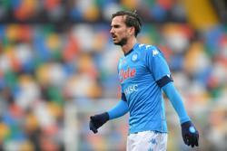 Napoli's Fabian Ruiz tests positive for coronavirus