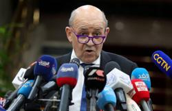 France says Iran is building nuclear weapons capacity, urgent to revive 2015 deal