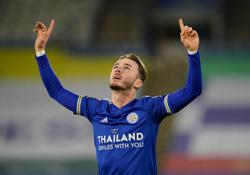 Maddison says Leicester OK with COVID-compliant celebrations