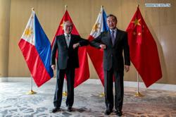 China, Philippines agree to boost cooperation against pandemic