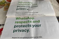 WhatsApp delays data sharing change after backlash