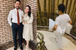 Cosmetics entrepreneur Rita Sosilawati's hubby tests positive for Covid-19