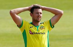 Hazlewood denies Australia fatigued after bowlers humbled by Indian 'no-names'