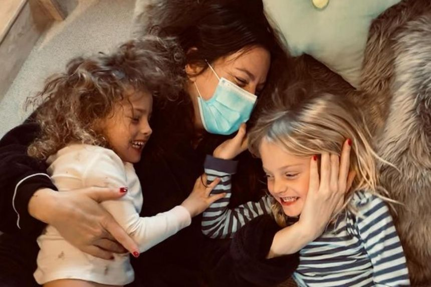 The normally private star, who is the daughter of rock band Aerosmith's lead singer Steven Tyler, expressed that she felt compelled to post about her illness. Photo: Liv Tyler/Instagram