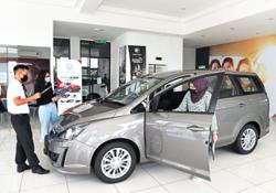 Car buyers thankful for extension of SST exemption