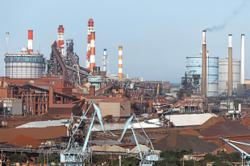 Nippon Steel's zero greenhouse gas plan