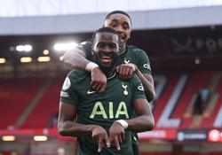 Ndombele stunner helps Tottenham win at Sheff United
