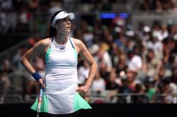 Tennis-Cornet apologises for 'tactless' remarks on Australian quarantine protocols