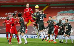 Alisson saves Liverpool in goalless draw with United