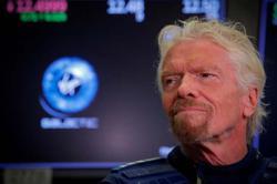 Billionaire Richard Branson's Virgin Orbit reaches space with key mid-air rocket launch