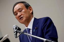 Japan PM's approval sinks further on pandemic response