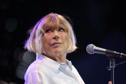 British singer Marianne Faithfull says Covid-19 side-effects are 'awful'