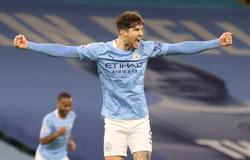 England recall would mean everything to me, says Man City's Stones