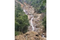 Perak to investigate claims of environmental damage at Segari waterfall