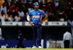 Sri Lanka skipper admits woeful batting costs test