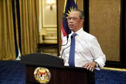 Muhyiddin to deliver address on special aid package at 4pm Monday (Jan 18)