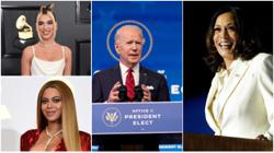From Dua Lipa to Beyonce: Biden-Harris team releases inaugural playlist