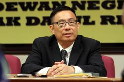 DAP's Malim Nawar rep sacked from party with immediate effect