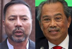 Khairuddin files legal challenge against Muhyiddin's advice to King over Emergency proclamation