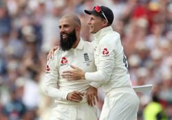 Moeen Ali could yet play for England in second test