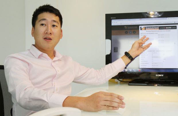 Meanwhile, Robin Ang, (File pic) director of Finology Sdn Bhd (the holding company of Loanstreet) said Loanstreet was the first website in Malaysia that offered customers the option of renewing their motorcycle road tax and insurance online.