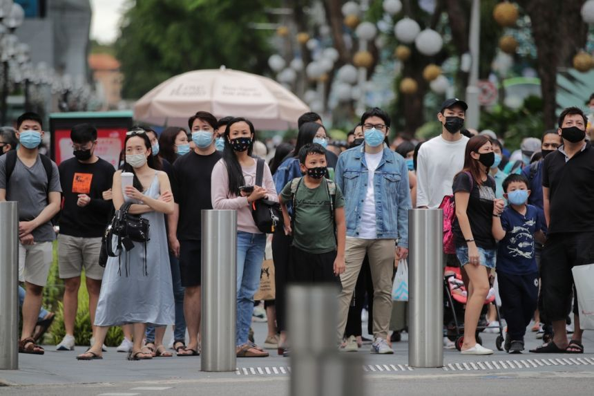 Singapore, as of Tuesday (Jan 19,2021) has reported a total of 59,157 coronavirus cases so far. - The Straits Times/Asian News Network
