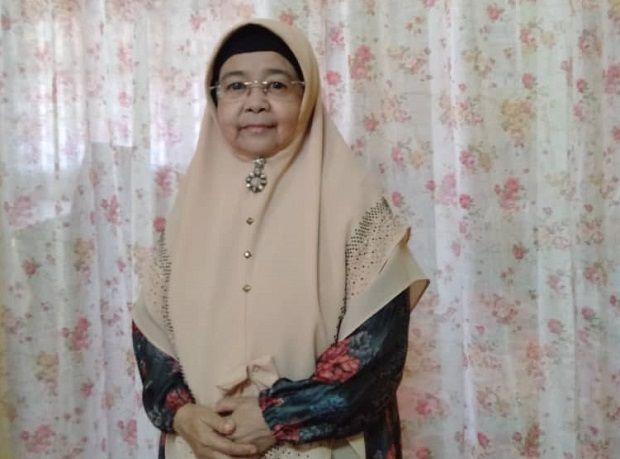 Dr Ruziah Ghazali